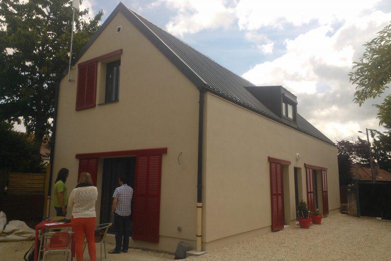 Maison individuelle BBC : conception et construction - Architecture Athias