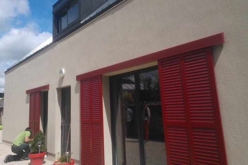 Maison individuelle BBC en Côte d'Or - Architecture Athias