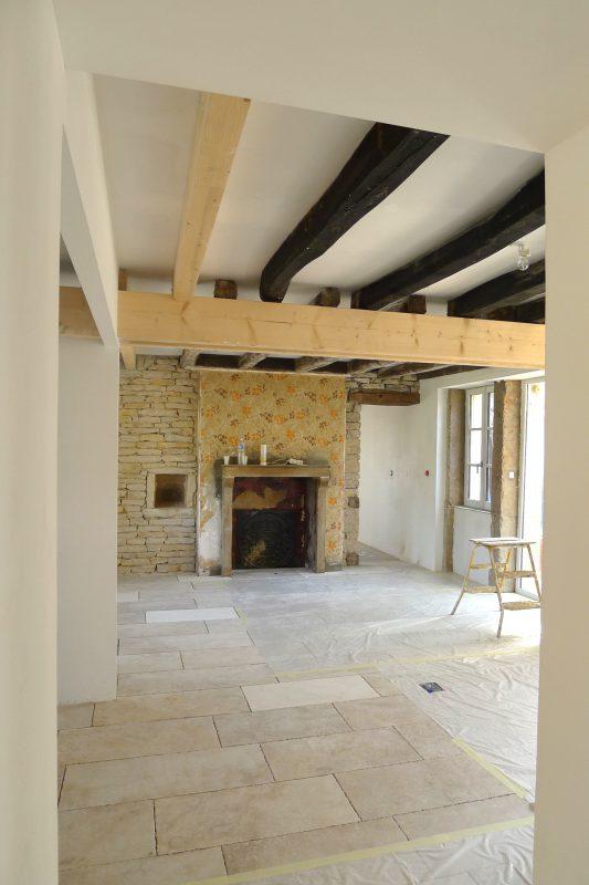 Rénovation et création d'un local artisanal dans une ferme ancienne - Vincent Athias Architecte