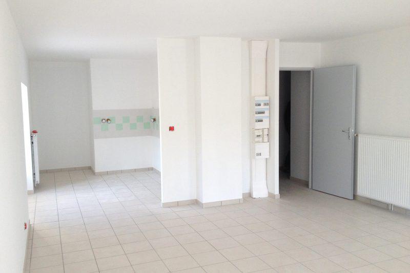 Création d'appartements neufs basse consommation en Côte d'Or - Athias Architecture