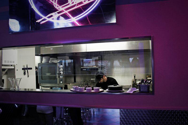 Agencement intérieur des restaurants American Way - Architecte Athias