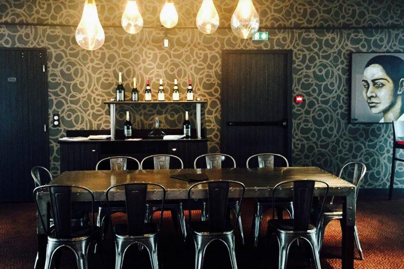 Réhabilitation du restaurant Brochettes & Cie à Dijon - Athias Architecte
