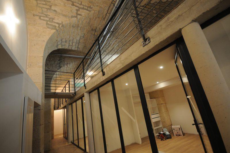 Conception d'un loft à l'Espace Grevin à Dijon - Athias Architecture