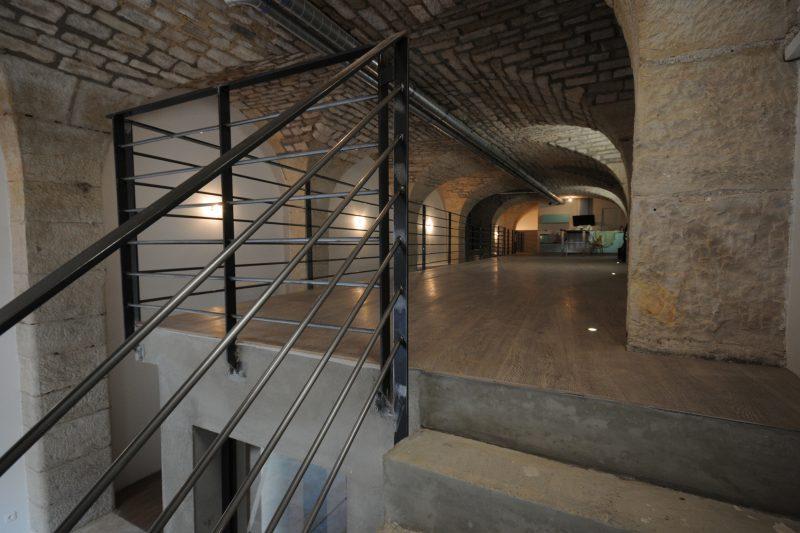 Réhabilitation d'un loft à l'Espace Grevin à Dijon - Athias Architecture