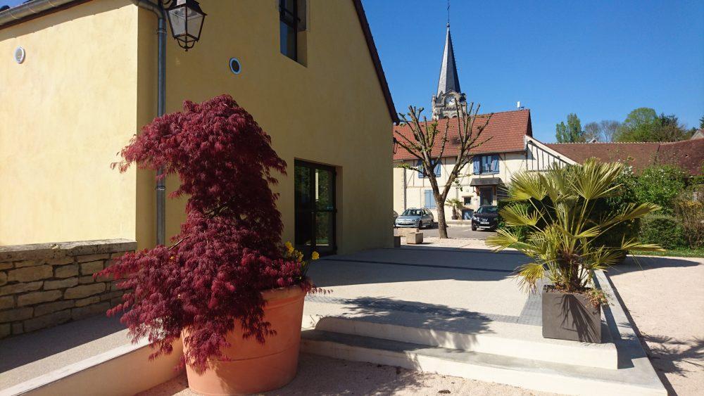 mairie de remilly-sur-Tille