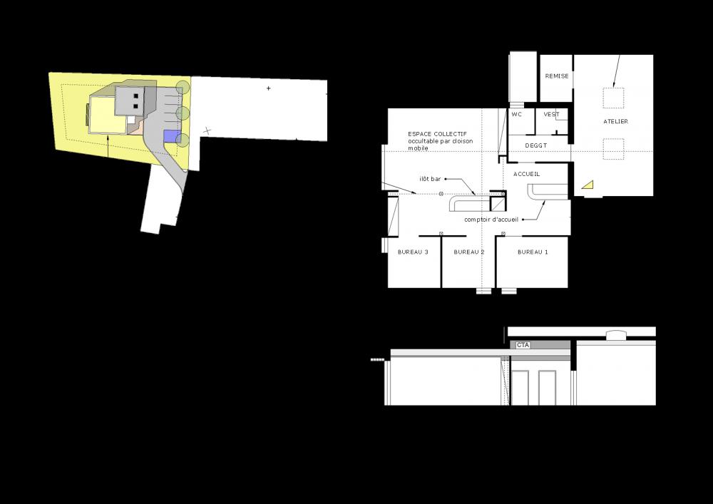 Plans du projet