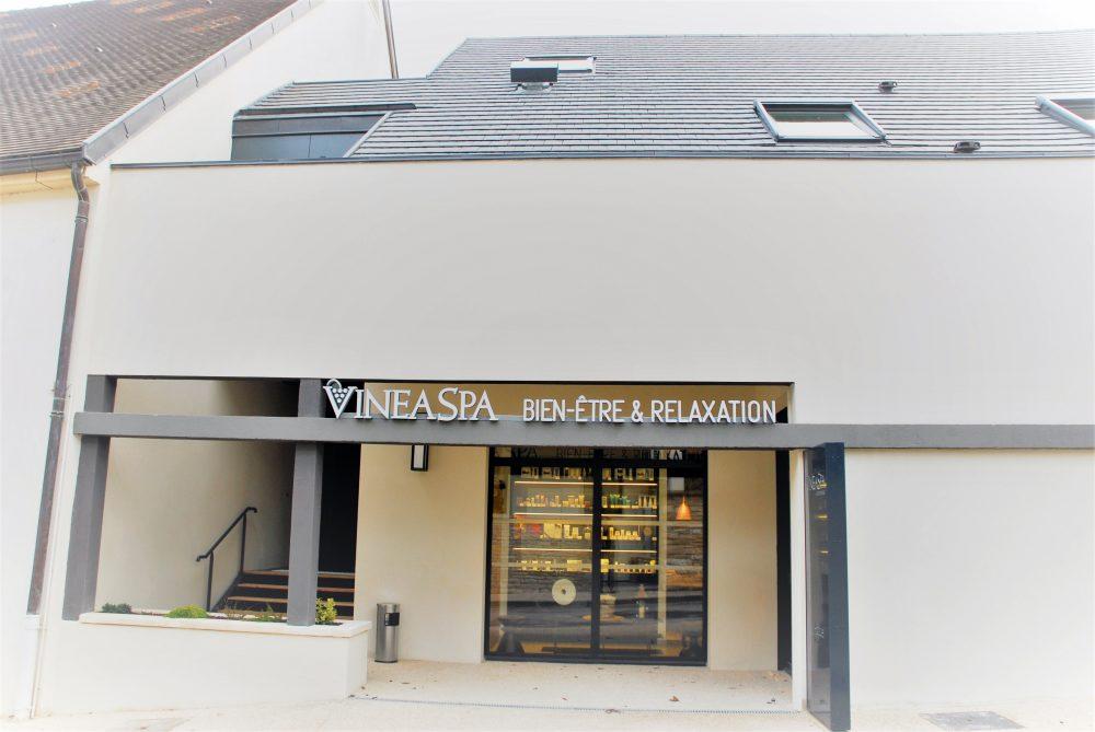 la vitrine de Vinéaspa